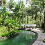 Pool next to the Spa
