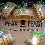 Peakfeast Biscotti and Shortbread