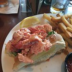 You get two of these incredible Lobster Rolls.