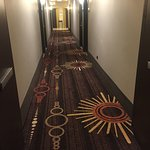 17th floor hallway