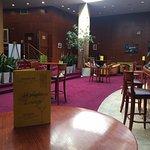 Hotel lounge/bar