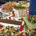 Dessert al buffet