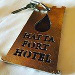 JA Hatta Fort Hotel Foto