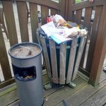 Horrible waste bin