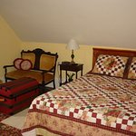 B&B guest room