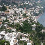 First view of Positano