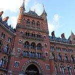 St. Pancras Renaissance Hotel London Foto