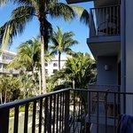 Courtyard view.