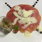 Eine schmackhafte Küche! Man kann hier auch als normaler Besucher a-la-Carte essen! Im Sommer ha