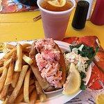Lobster Shanty resmi