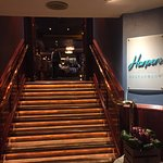 Entrance to Harpers