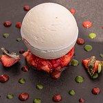 Dessert : fraise Séraphine