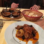 Wonderful Chicken Cacciatore Another Angle