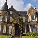 Foto de Knockendarroch House Hotel