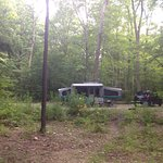 Photo de Camping on the Battenkill