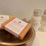 We provide locally made toiletries