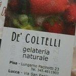 Gelateria De' Coltelli Foto