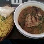 Chicken Tajine Dish