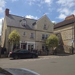 Beatons Tea Rooms situated in the heart of Tisbury, Wiltshire