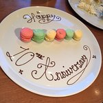 Foto de The Brasserie at The Langstone Hotel