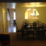 Front room/Dinning area