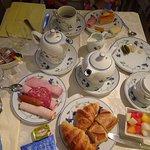 Hotel Relais Bosquet Paris Foto
