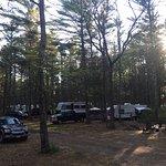 Foto de Pinewood Lodge Campground