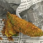 Bilde fra Komotodo Sushi Burrito