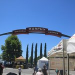 Sunnyvale Farmers Market On Historic Murphy Avenue, Sunnyvale, CA