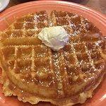 gluten free waffle