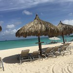 Various places at the Hilton in Aruba