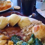 The carvery lunch