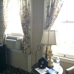 Nuestra habitación 235 en la segunda planta.