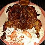 Pollo a lo Mexico Lindo