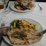 Una cena splendida...