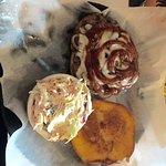 Rusty Dog's Treeing Walker Burger with slaw