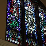 Beautiful stained glass windows