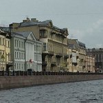 Neva Embankments Foto