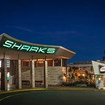 Entrance to Southport Sharks