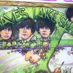 Dave's Lake Shack Hippie Van