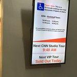 CNN VIP Tour