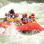 White Water Rafting with Jeremy as guide
