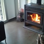 Calefaccionando el ambiente