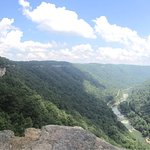 Diamond Point's overlook is great! The hike is fairly easy and well marked. The view is well wor