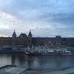 Estación Amsterdam Centraal