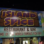 Island Spice Restaurant (Nassau, Bahamas) Outside Front View
