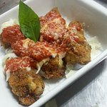 Chicken Parmesan Wings