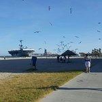 USS LEXINGTON Foto