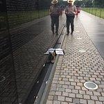 Foto de Monumento a los Veteranos de Vietnam