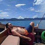 Chantara, Junk Boat Foto